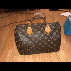 Louis Vuitton Bags - Louis Vuitton Speedy 30